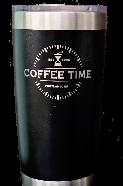 Coffee time tumbler