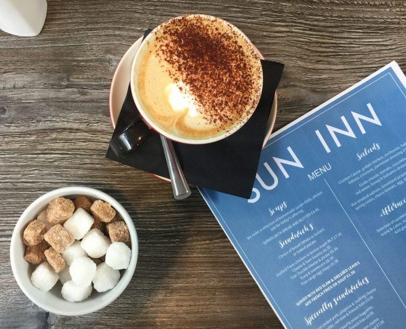cappuccino sun inn