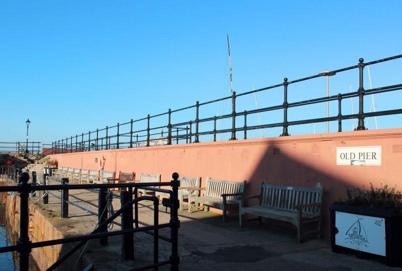 Old Pier North Berwick