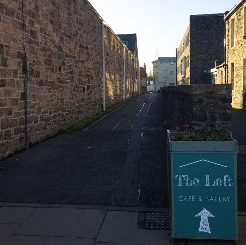 the loft haddington