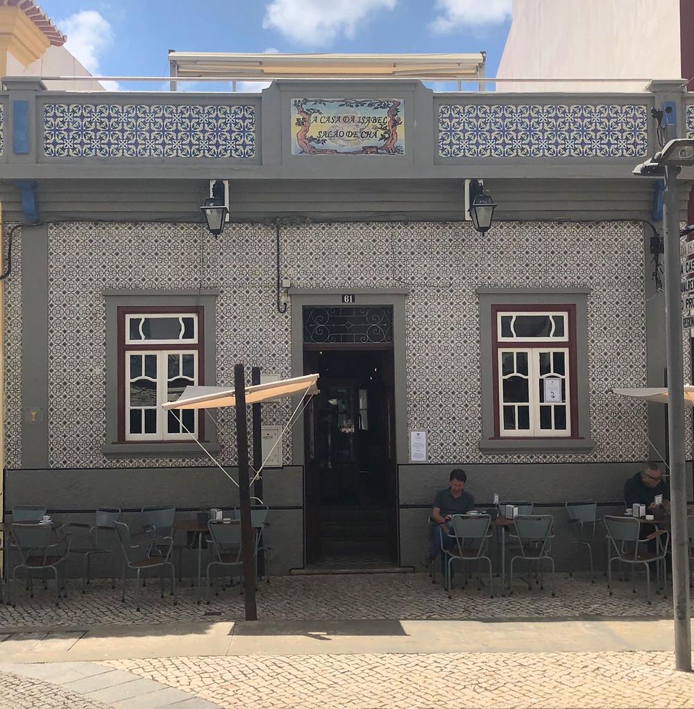 portico architecture