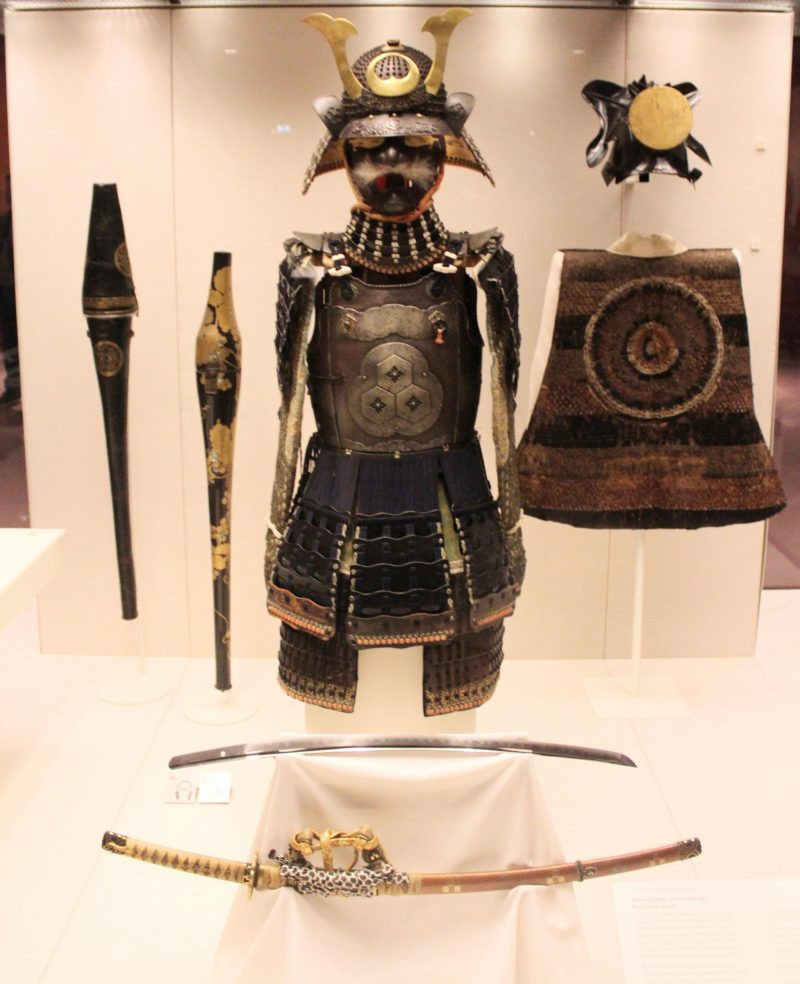 samurai armour british museum
