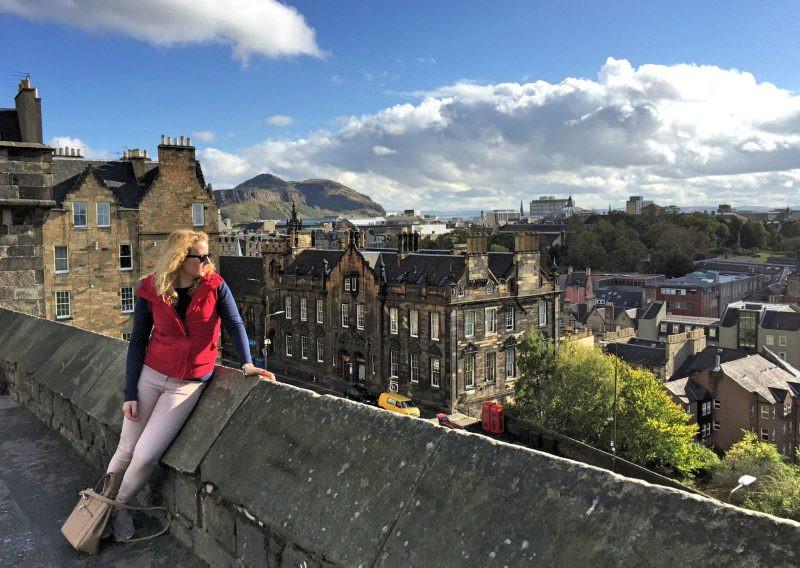 Views of edinburgh