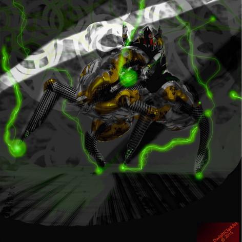 Cryborn Ranger