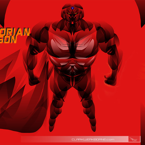 Preytorian Crimson