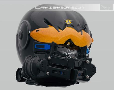Shadowspire Helmet Corinthian