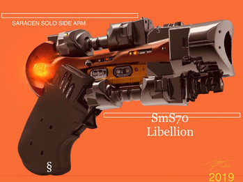 Saracen S.O.L.O. side arm