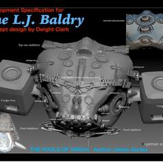 the L.J. Baldry Development Design