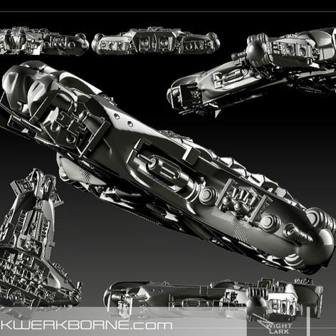 The Falcon Tegrin