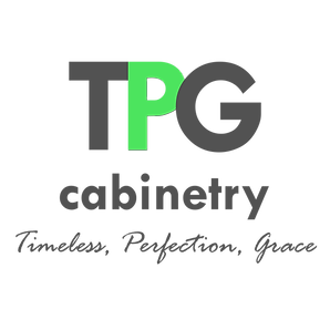 TPG cabinetry logo