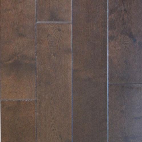 "3/4"" Solid Hardwood - 6"" Americana Oak - Tobacco"