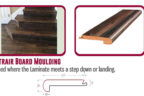Laminate Trim - Stairboard - Matching Color