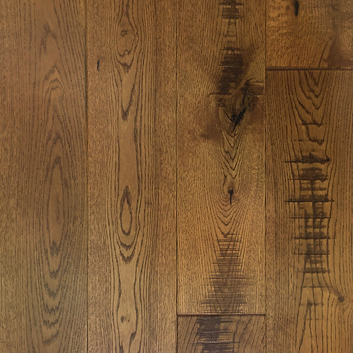 "3/4"" Solid Hardwood - 6"" Americana Oak - Golden"