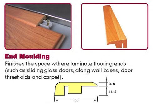 Laminate Trim - End Cap - Matching Color