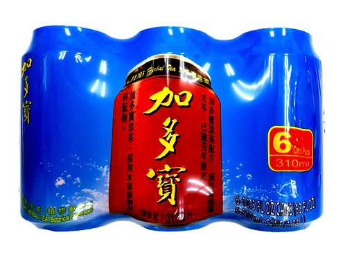 Jia Duo Bao Drink (6 Pack)