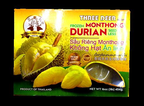 Frozen Durian