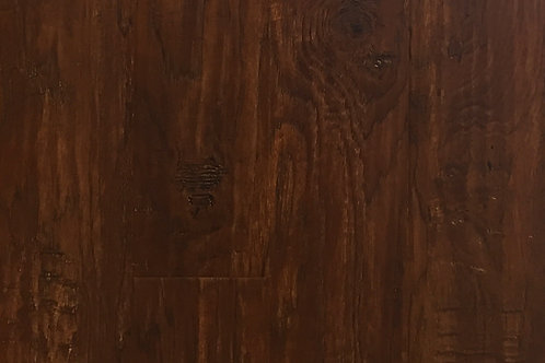 12.3mm Laminate - MHT-18 Hickory Chocolate
