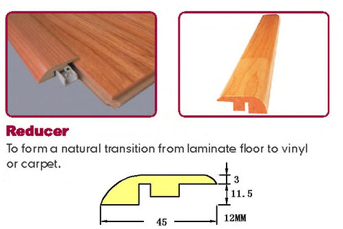 Laminate Trim - Reducer - Matching Color