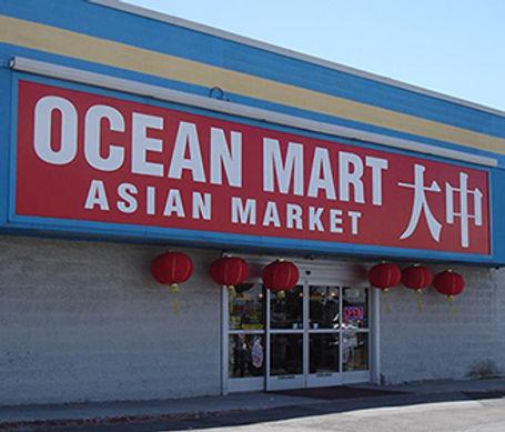 Ocean Mart Sandy