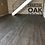 Thumbnail: 12.3mm Laminate - GRX-66 Charcoal Oak