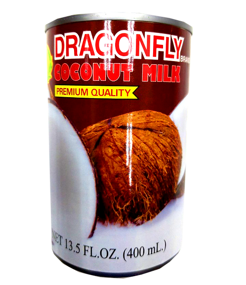 Dragonfly Coconut Milk Canned