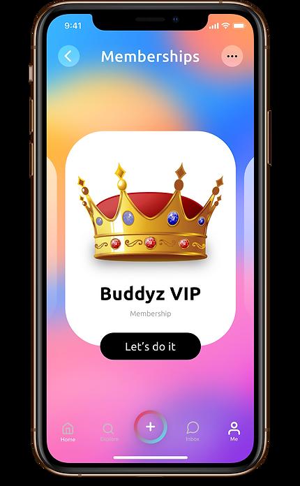 Buddyz VIP