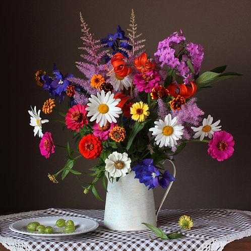 Summer Flower Subscription