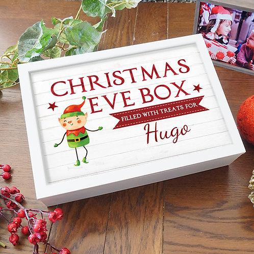 Elf Christmas Eve Box