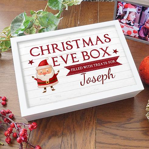Personalised Christmas Eve Box Ireland Christmas Stockings.ie