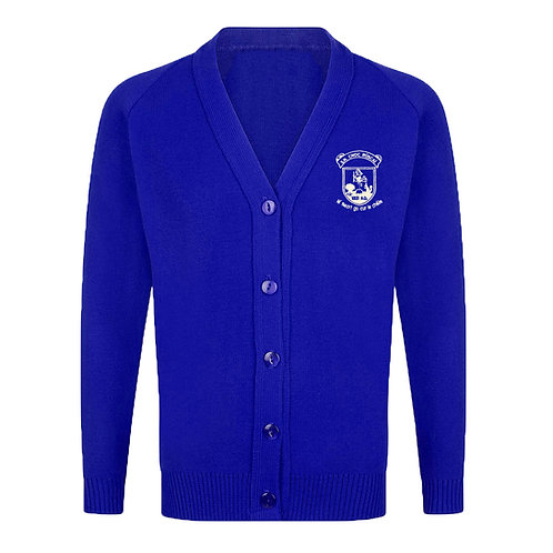 Adult Knockrooskey N.S. Kitted Cardigan