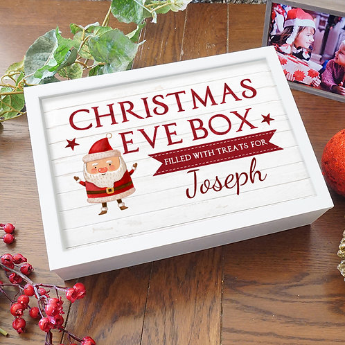 Santa Christmas Eve Box