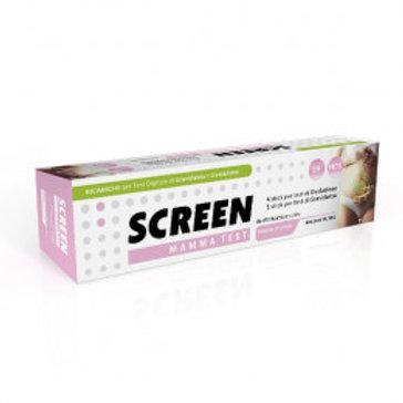 Screen Ricarica Test Digitale 4 di Ovulazione 1 Gravidanza
