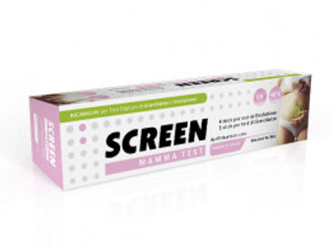 Screen Ricarica Test Digitale 3 di Gravidanza 2 Ovulazione