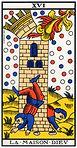la maison dieu la tour tarot de marseille