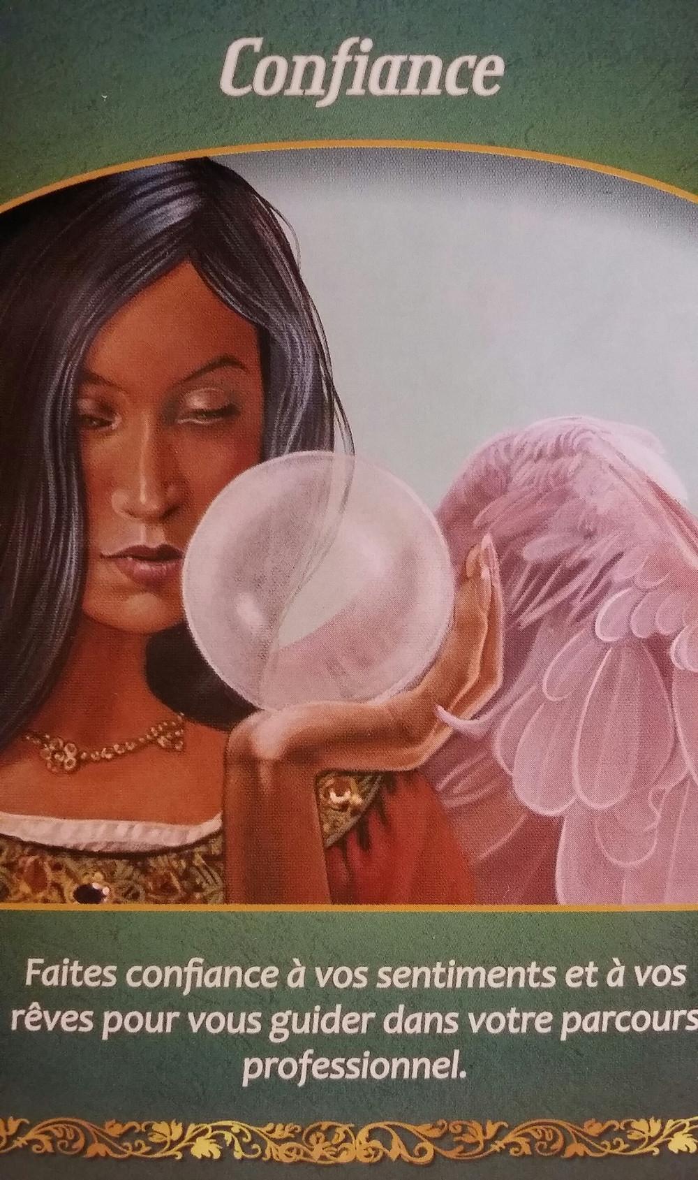 jeu le sens de la vie, la confiance, doreen virtue, lemondedekokolou.com