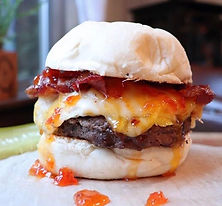 Bittersweet Burger