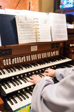 James E. Treat Pipe Organ