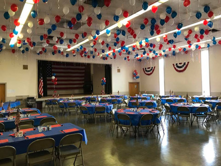 GWD Parish Hall 2018 2