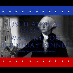 Copy of Annual GEORGE WASHINGTON BIRTHDA