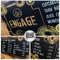 Engage Coffee, Brighton