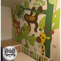 Nursery Mural, Eastbourne