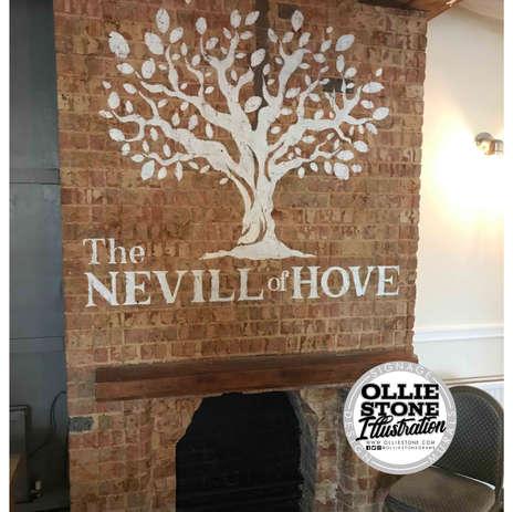 The Nevill of Hove, Hove