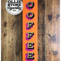 Coffee Panel, Brighton