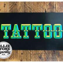 Gun & Pedal Tattoo, Brighton