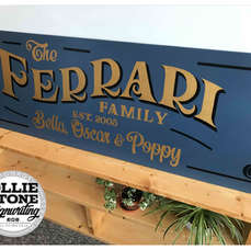 Family Name Panel, Eastbourne