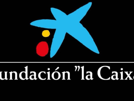 Subvención otorgada por Fundación La Caixa
