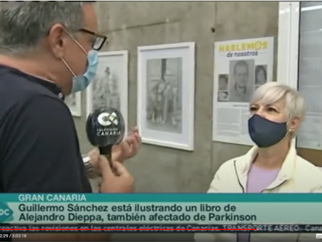 Reportaje Tv Canaria