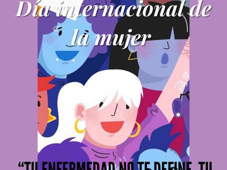 ¡¡Feliz Día de la Mujer!!