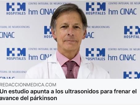 Ultrasonidos para frenar el avance del parkinson
