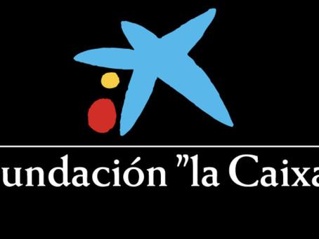 Subvención Fundación La Caixa